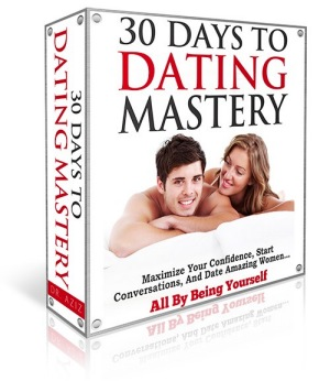30 Days To Dating Mastery Confidence Course