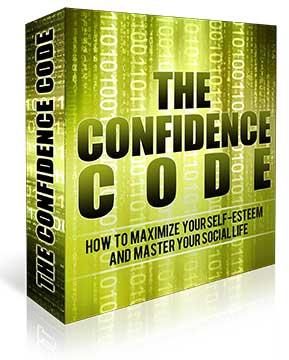 The Confidence Code - Learn How To Project Total Self Confidence
