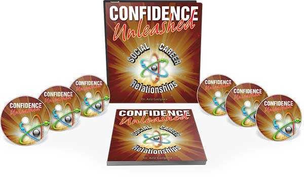 Confidence Unleashed - Cure Shyness and Social Anxiety