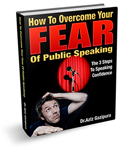 How To Overcome Your Fear Of Public Speaking - 3 Steps To Confident Public Speaking