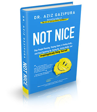 Not Nice by Dr. Aziz Gazipura