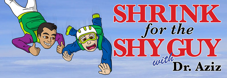 Shrink For The Shy Guy Confidence Podcast