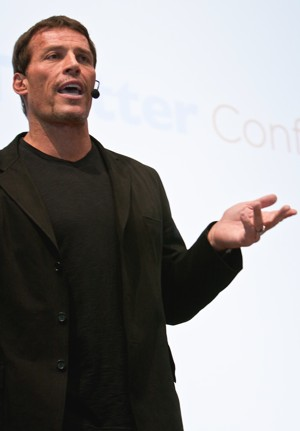 Tony Robbins Clarity Is Power