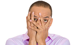 Man Too- Shy for Public Speaking