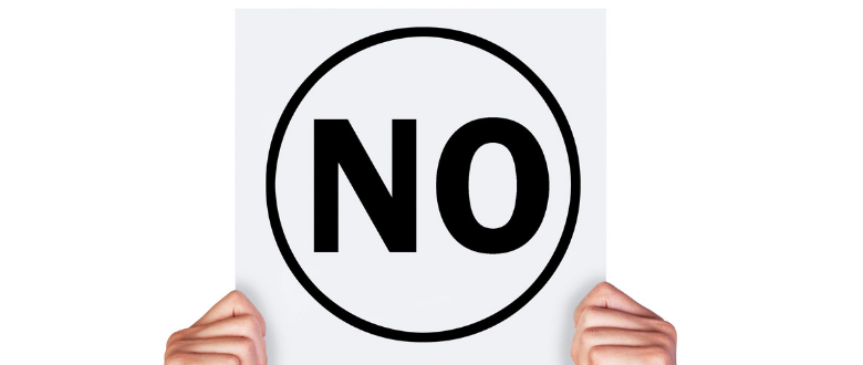 How To Deal With The Guilt Of Saying No